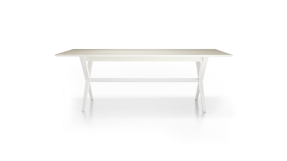 Spotlight White Dining Table
