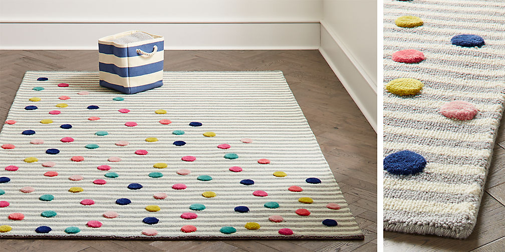 Kids Rug Gallery Crate And Barrel