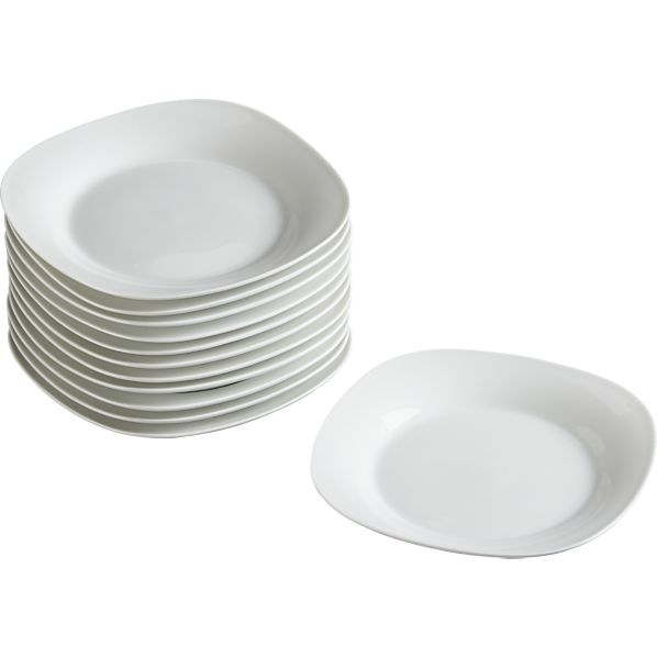 Set of 12 Appetizer Plates