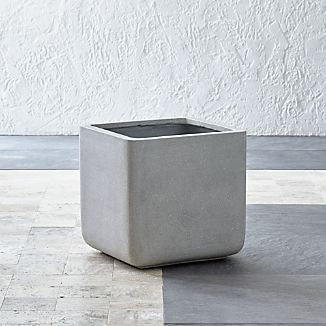 Square Large Planter