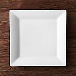 Square Rim 10.25  Plate