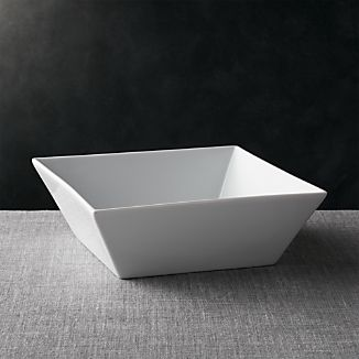 "Square 11.5"" Serving Bowl"