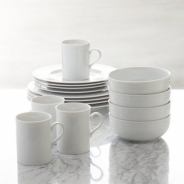Staccato 16-Piece Dinnerware Set - Image 1 of 12