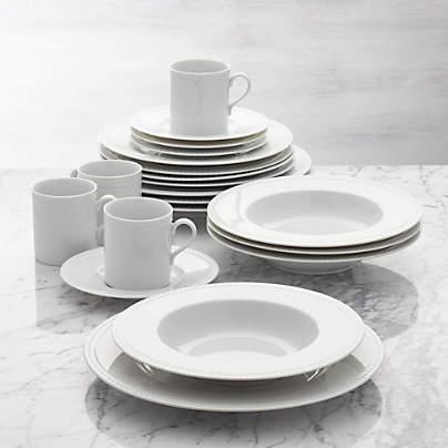 View testStaccato 20-Piece Dinnerware Set