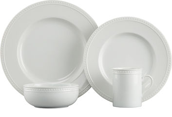 Staccato 4 Piece Place Setting