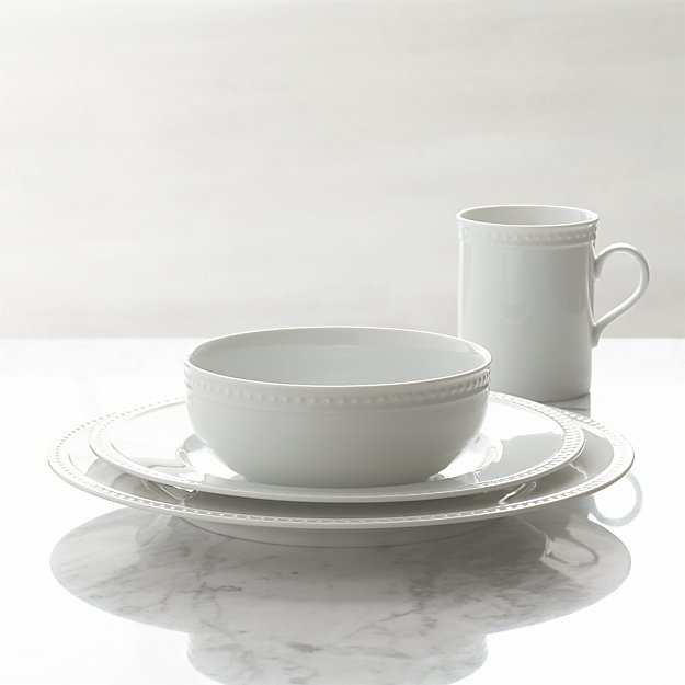 Staccato 4-Piece Place Setting - Image 1 of 11