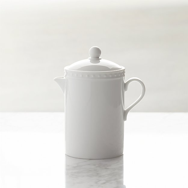 Staccato Creamer with Lid - Image 1 of 3