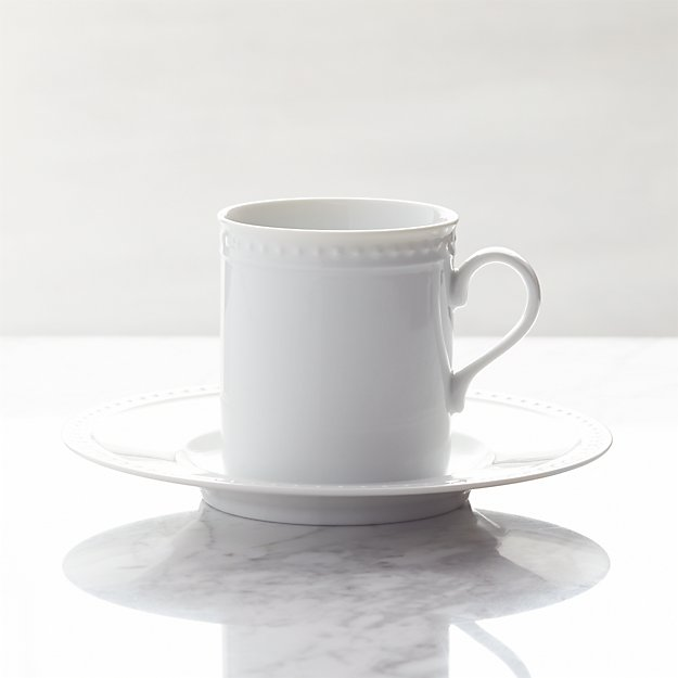Staccato Cup and Saucer