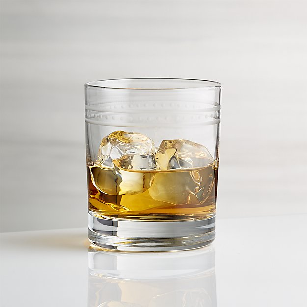 Staccato 11 oz. Double Old-Fashioned Glass - Image 1 of 4