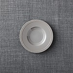 Staccato Grey Saucer