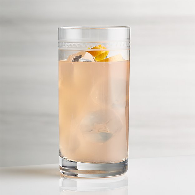 Staccato 16 oz. Highball Glass - Image 1 of 4