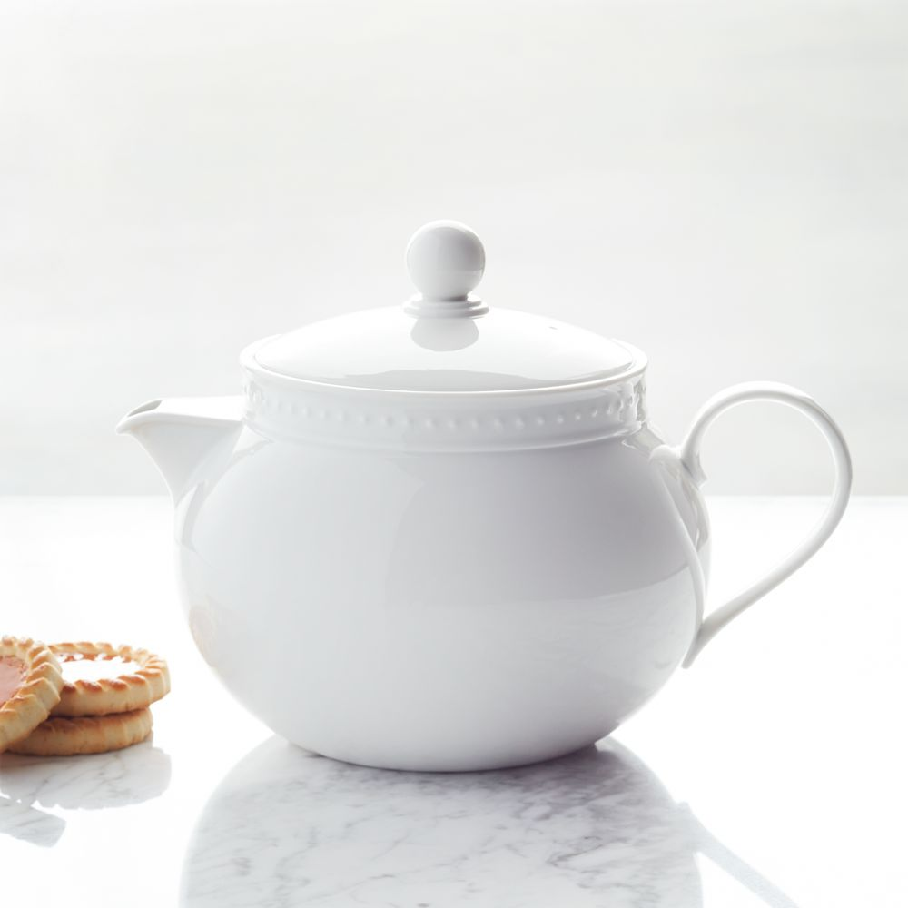 Staccato Teapot - Crate and Barrel