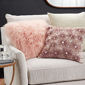 Stacia Blush Pillow Arrangement