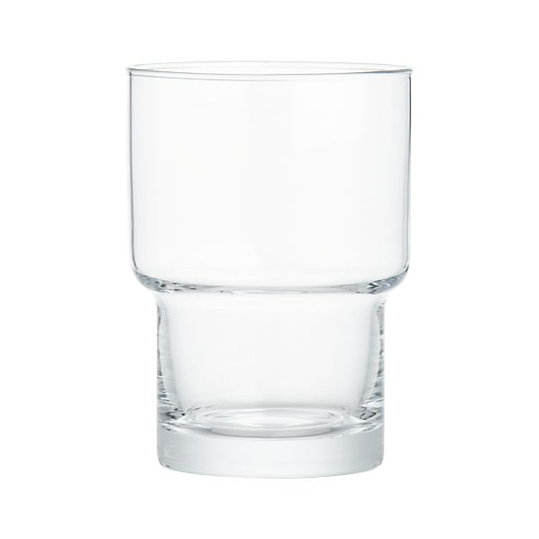 Stack Double Old-Fashioned Glass