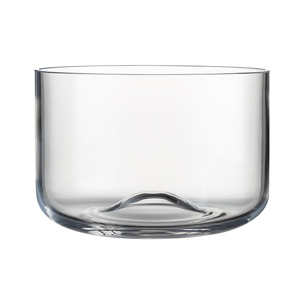 Stackable Low Bowl