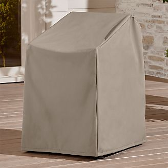 Genial Outdoor Stackable Chair Cover