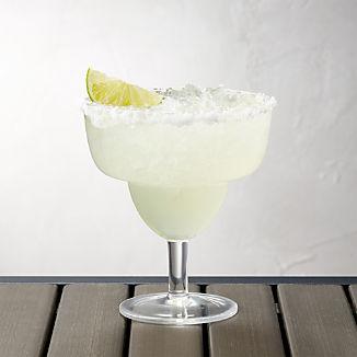 Stacking Acrylic Margarita Glass