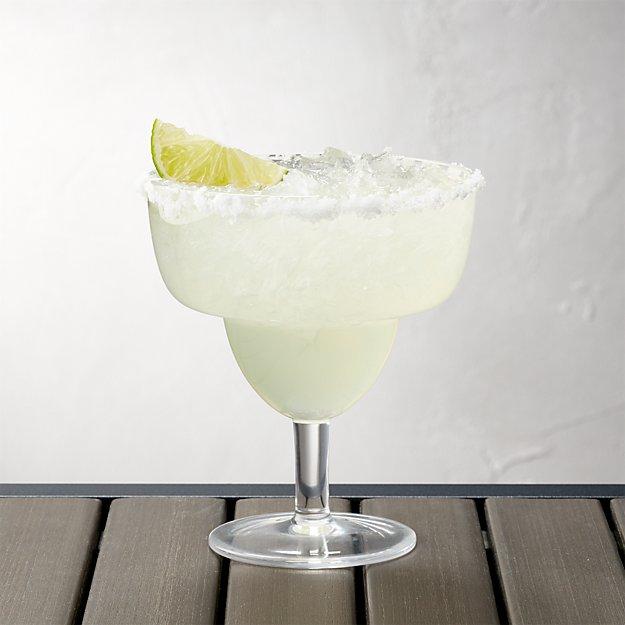 Stacking Acrylic Margarita Glass - Image 1 of 3