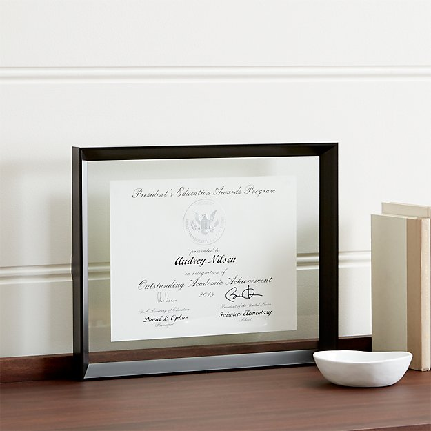 Stage 11x14 Frame Reviews Crate And Barrel