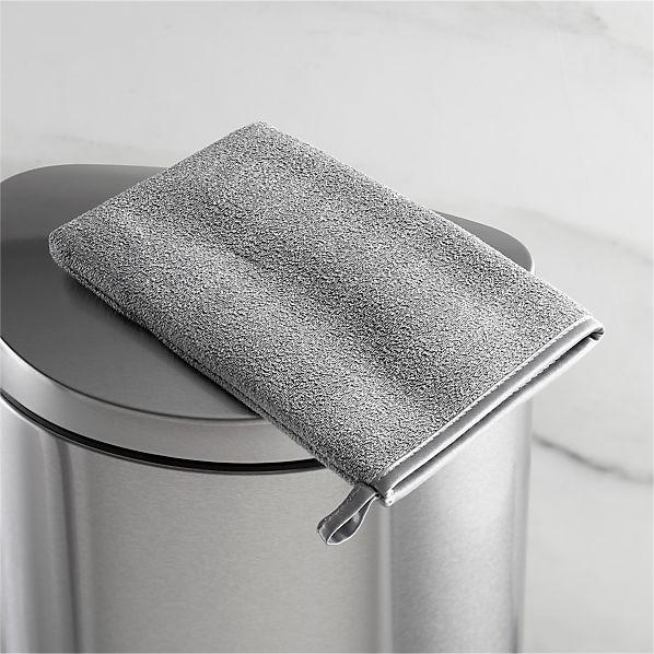 simplehuman ® Stainless Steel Cleaning Mitt