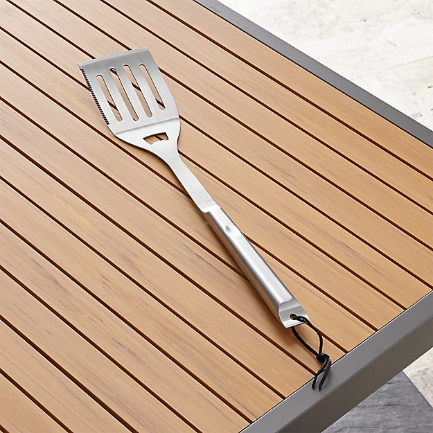 Stainless Steel Grill Spatula - Image 1 of 2