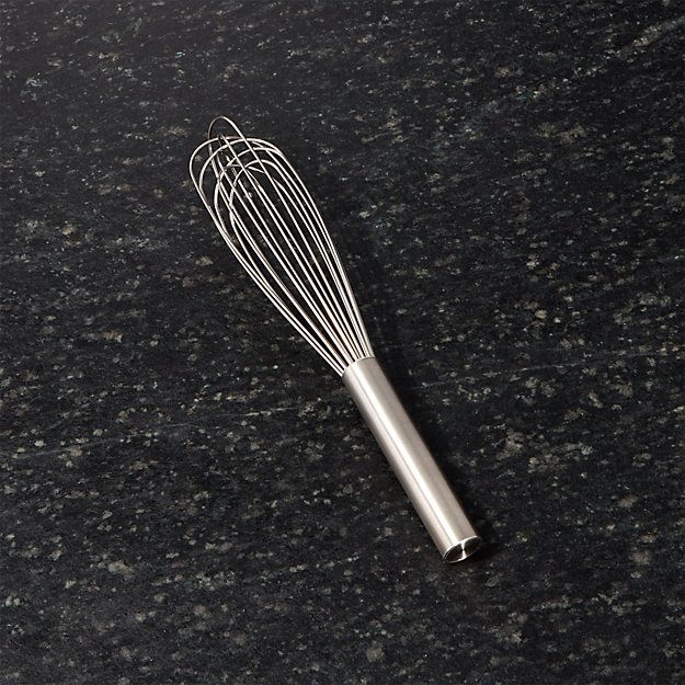 Small Metal Handled Whisk