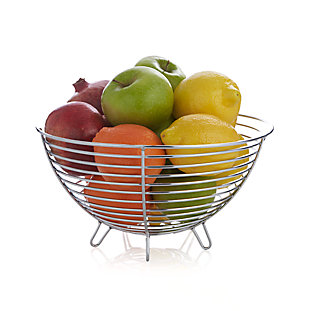 Carter Stainless Wire Fruit Basket