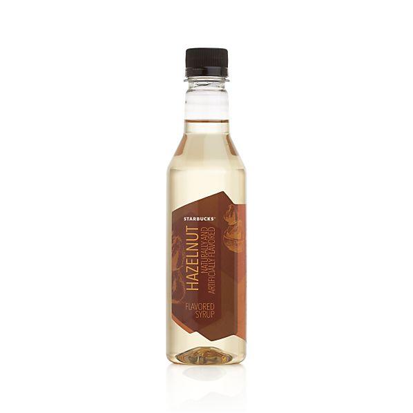Starbucks ® Verismo ™ Hazelnut Syrup