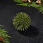 Green 2  Starburst Ornament