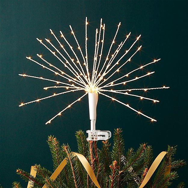 Starburst LED Tree Topper