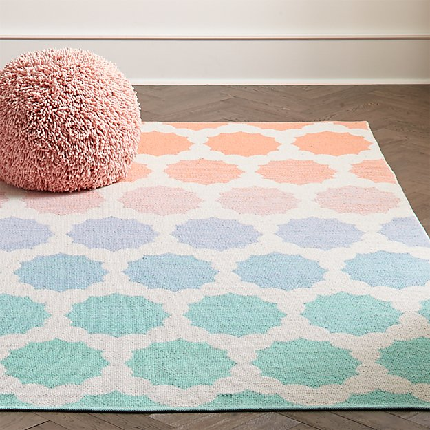 Starburst Ombre Rug Crate And Barrel