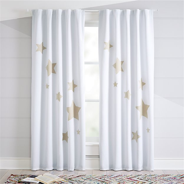 Star Blackout Curtains