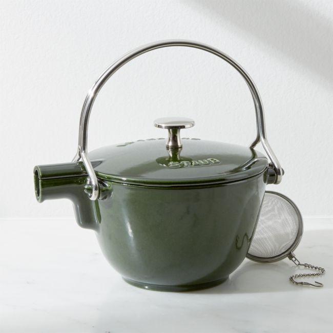 StaubStaub ® Matte Black Tea Kettle