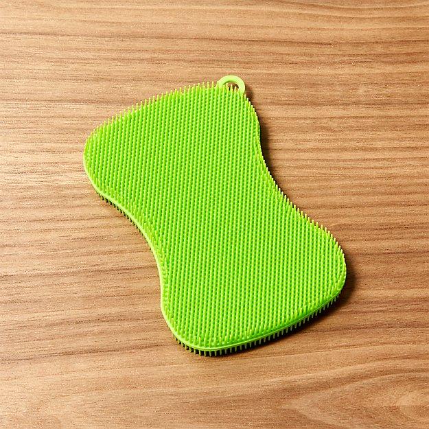 Kuhn Rikon Stay Clean Green Dish Scrubber Reviews