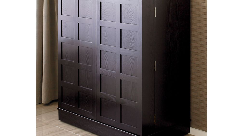 Steamer Bar Cabinet