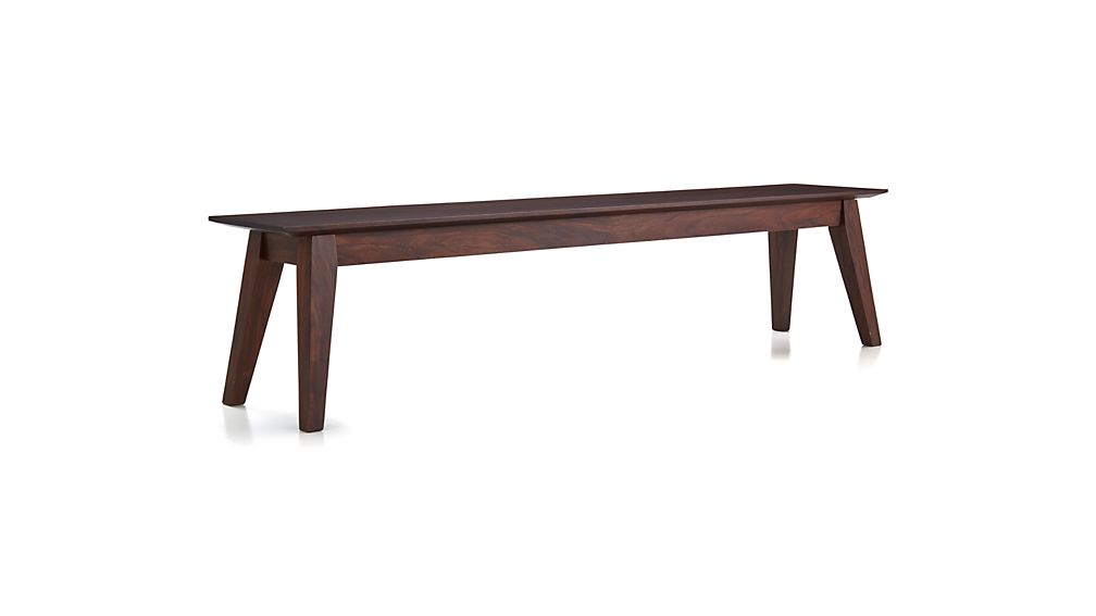 Steppe Solid Wood Dining Bench