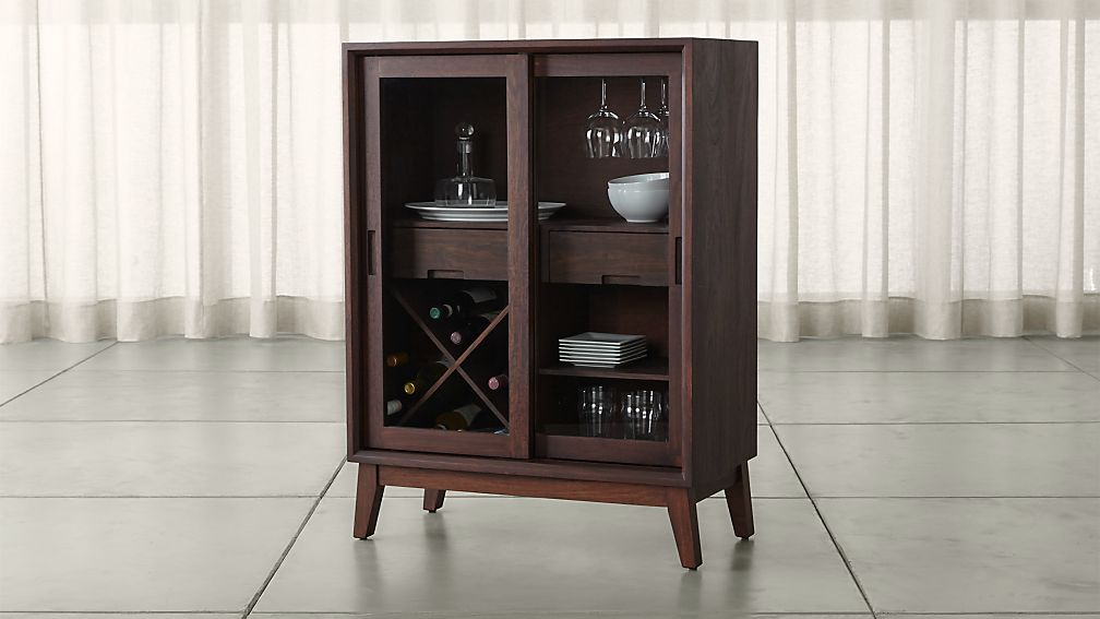 Steppe Bar Cabinet