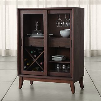 Steppe Wine Bar Cabinet