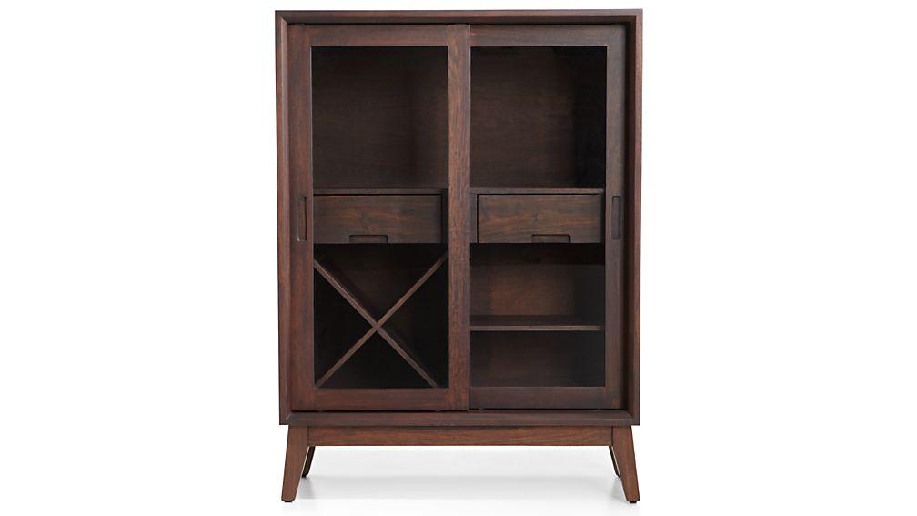 Steppe Bar Cabinet