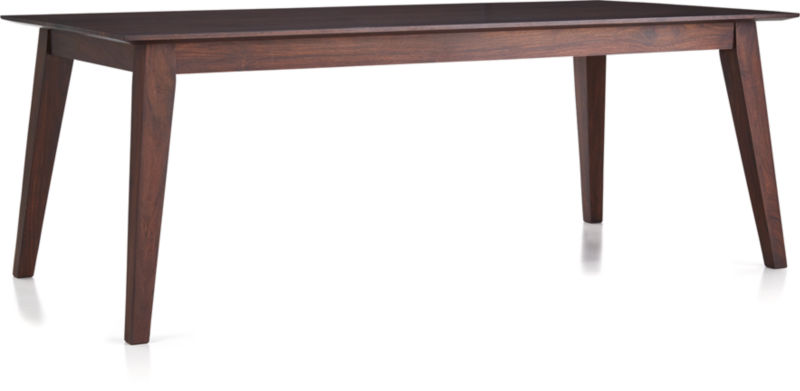 Steppe Solid Wood Dining Table