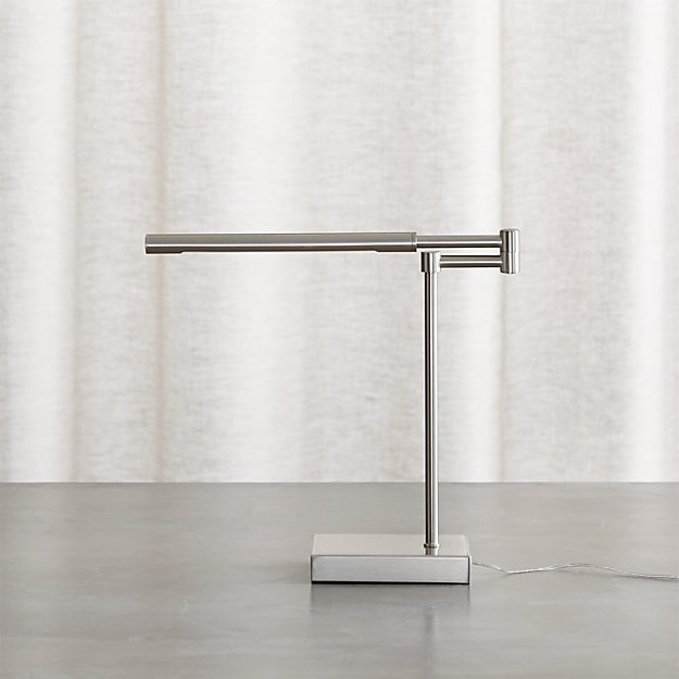 - Sterling Desk Lamp Crate And Barrel