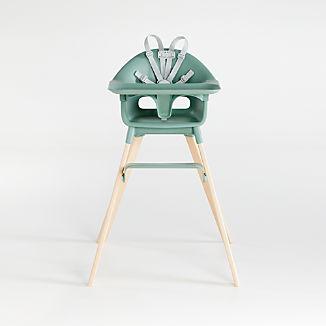 Stokke Clikk Green Highchair