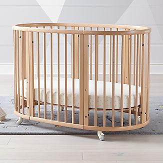 Stokke® Natural Convertible Sleepi™ Crib and Toddler Bed