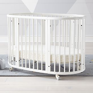 Bassinets And Baby Cribs Nursery Furniture Crate And Barrel