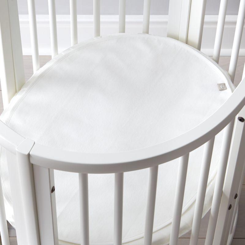 Stokke Sleepi Mini Protection Sheet Oval Crate And