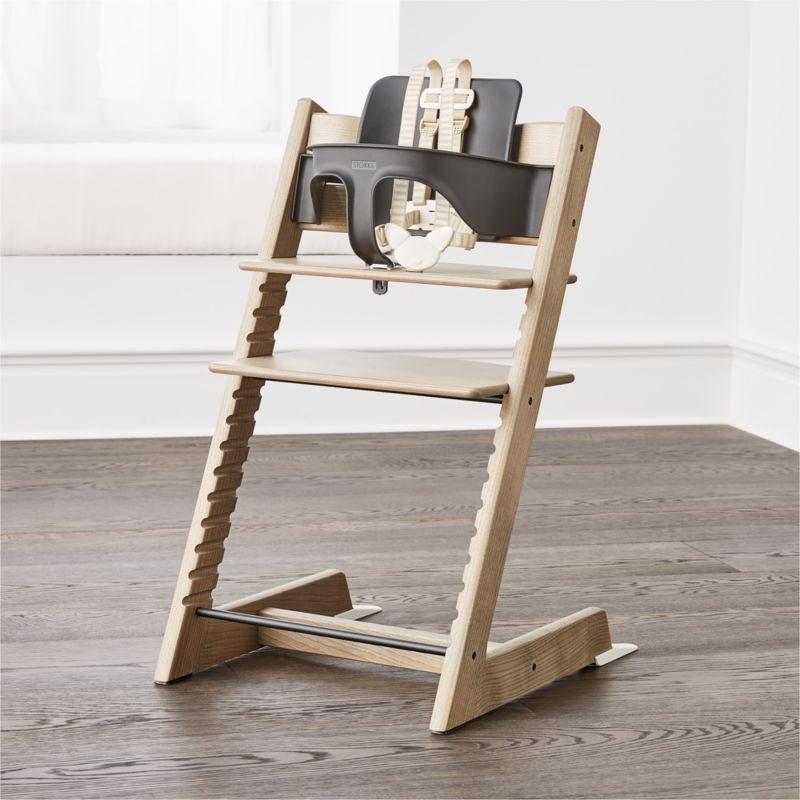 Tripp Trapp By Stokke High Chair Ash Reviews Crate And