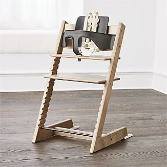 Tripp Trapp® by Stokke® High Chair Ash