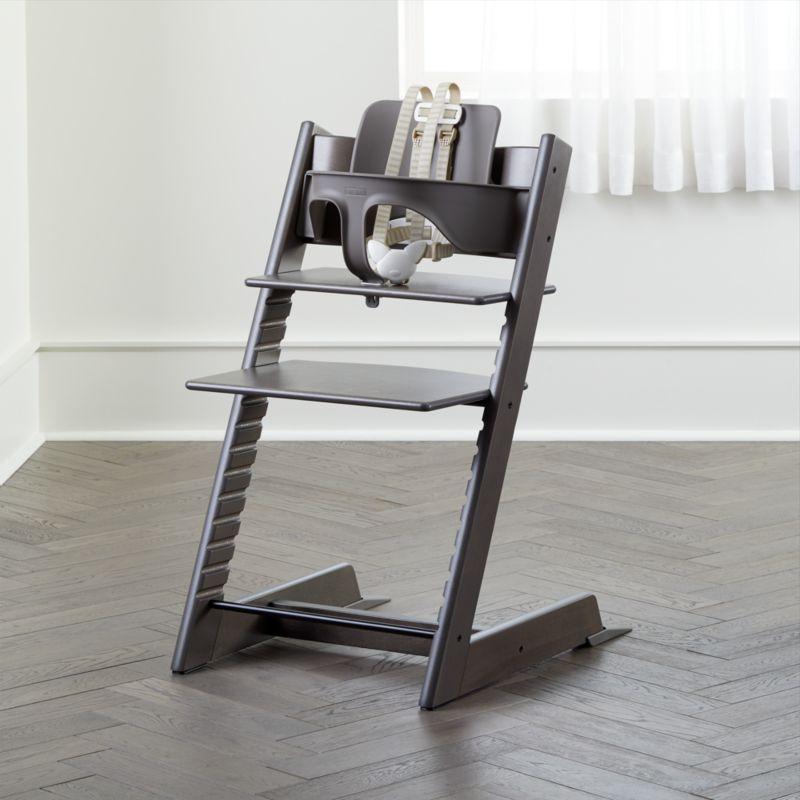 Tripp Trapp By Stokke High Chair Hazy Grey + Reviews