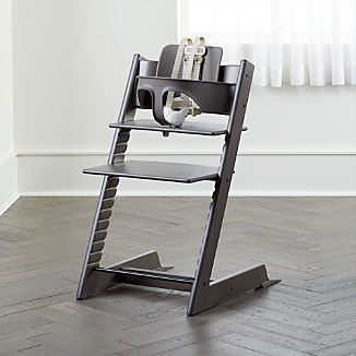 Tripp Trapp® by Stokke® High Chair Hazy Grey