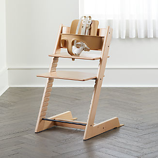 Tripp Trapp® by Stokke® High Chair Natural